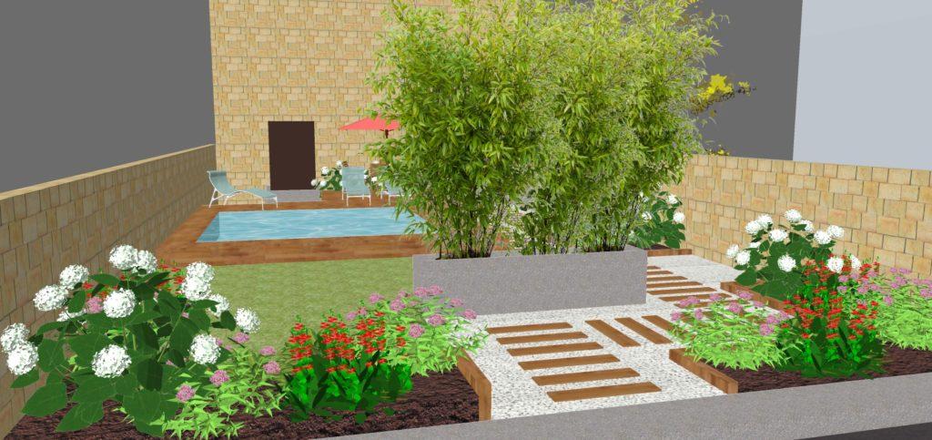 création de jardin agen - lot et garonne