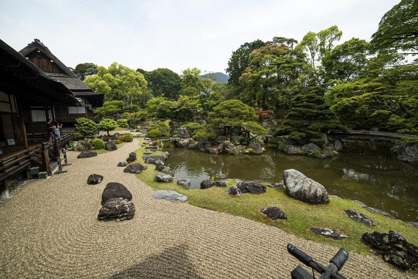 jardin japonais landes